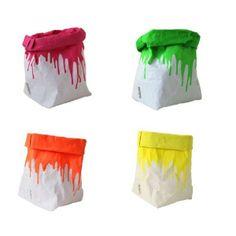 SACCHINO F FLUO en fibra de celulosa lavable - Essent'ial en @2150idees