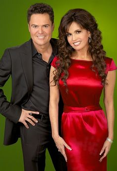 Osmond Joy: Donny and Marie Bringing Christmas Show to Broadway