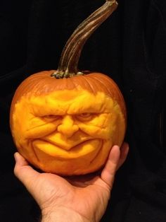 Good Things, Small Packages | Top 10 3D Pumpkin Carvings...in The World