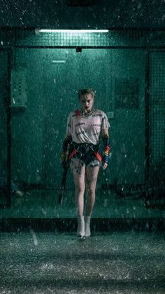 """""""Birds of Prey"""" starring revealed that this movie is very different from DC's """"The Joker"""" Harley And Joker Love, Harley Quinn Et Le Joker, Harley Quinn Drawing, Harley Quinn Cosplay, Arlequina Margot Robbie, Margot Robbie Harley Quinn, Birds Of Prey, Birds 2, Wild Birds"""