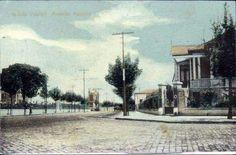 1908 - Avenida Paulista (cartão postal)