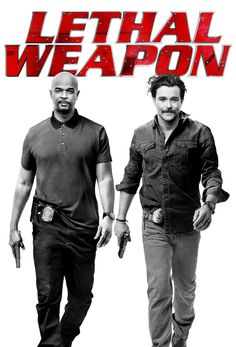 Resultado de imagem para clayne crawford lethal weapon poster