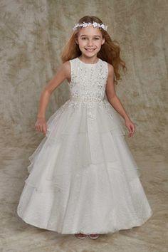 Comprar 2016 vestido de flor chica Baratos Venta En Línea 4 11 -  VestidoBello.com. Flower Dresses ... 8f9c921dea14