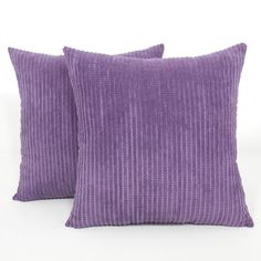 Perry 2-piece Textured Woven Throw Pillow Set, Other Clrs