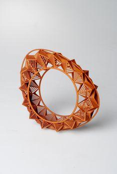 3D Printed Jewelry. THERESA BURGER - Bangles 12