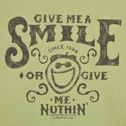 Smile. Pass it on. Great way to live your life ;). #whatyoulike #lifeisgood
