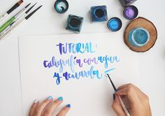 Calligraphy Letters, Caligraphy, Sketch Style, Watercolor Typography, Drawing Letters, Diy Letters, Learning Letters, Typography Inspiration, Design Reference
