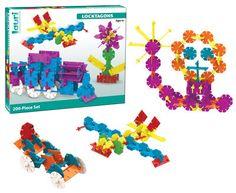 Locktagons 200 pieces