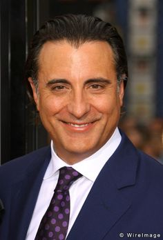 No matter what his age he is gorgeous :) Andy Garcia, picture, andy, garcia, andygarcia, john, shea, picturebydate