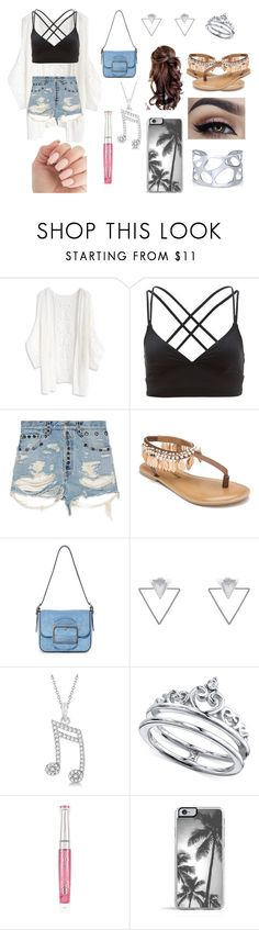 A fashion look from September 2017 featuring knit top, destroyed shorts and TYR. Browse and shop related looks. Tiana, Tory Burch, Gucci, Shoe Bag, Polyvore, Stuff To Buy, Shopping, Collection, Design