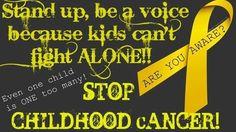 Petition | U.S Postal Childhood Cancer Awareness Stamp: Sell a U.S Postal stamp for Childhood Cancer Awareness and funding | Change.org