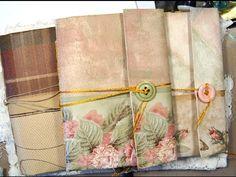 Fabric Journals, Journal Paper, Junk Journal, Art Journals, Memory Journal, Bullet Journal, Handmade Journals, Handmade Books, Handmade Crafts