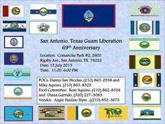 San Antonio, Texas Guam Liberation 2013 Liberation Day, Guam, San Antonio, Celebrations, Texas, Anniversary, Texas Travel