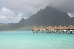 Bora Bora......one day