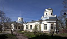 Permanent exhibition of the Observatory – The Universe and I Radio Astronomy, Physics Department, Astronomical Observatory, Tourist Center, Helsinki, Travel Advice, Telescope, The Good Place, Places To Go