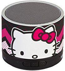 Hello Kitty Bluetooth Speaker - We Love Kitty