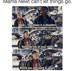 The Maze Runner Memes - 25. The Chronicles of the Glader Parents:-1