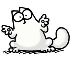 Simon's Cat - Creators' Stickers