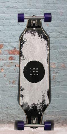 "Longboards USA - Madrid Missionary Pulverized Longboard 37"" - Complete, $170.00 (http://longboardsusa.com/longboards/cruiser-longboards/madrid-missionary-pulverized-longboard-37-complete/)"