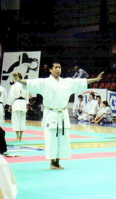 Campeonato Mundial de Karate Tradicional ITKF, Bologna Italia 2000.