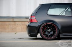 Golf MK4...NEED these rims in my life.