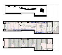 Refurbishment of Bar El Villa - Vermuteria del Mar,Plan