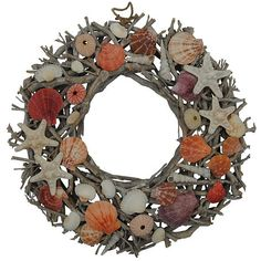 Shells Wreath