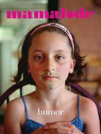 "BlogHer recently declared Mamalode as ""America's Best Parenting Magazine"""