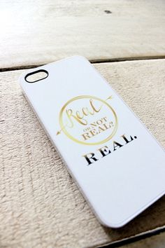 Real or Not Real Hunger games Inspired iphone cell case by melissacreates.com #HungerGames #iphone #cellcase