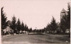 Lasondersingel Enschede (jaartal: 1945 tot 1950) - Foto's SERC