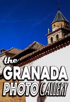 Need some travel inspiration? Check out Wanderlust Duo's Granada, Spain Photo Gallery Granada Spain, Sierra Nevada, Most Visited, Moorish, Travel Inspiration, Cool Photos, Photo Galleries, Wanderlust, City