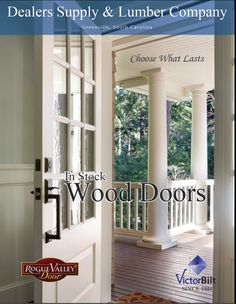 Dealers Supply and Lumber Company Window Replacement, Wood Doors, South Carolina, Pergola, Outdoor Structures, Windows, Home, Wooden Doors, Wood Gates