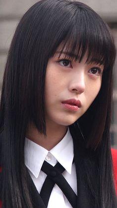 Japanese Medium Hairstyles with Bangs 573871 Haircut – Gurezu - Korean Hair Bangs With Medium Hair, Medium Hair Cuts, Long Hair Cuts, Medium Hair Styles, Short Hair Styles, Haircut Medium, Japanese Beauty, Asian Beauty, Japanese Haircut