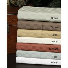 Shop for Andiamo Egyptian Cotton 500 Thread Count Sheet Set. Get free delivery On EVERYTHING* Overstock - Your Online Bedding Basics Store! Duvet Sets, Duvet Cover Sets, Bed Ensemble, Egyptian Cotton, Dobby, Flat Sheets, Bed Spreads, 3 Piece