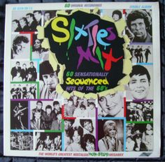 Sixties Mix (front)