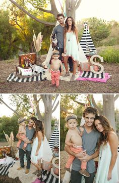 Gorgeous outdoor family shoot captured by Jackie Culmer Photography, complete with a handcrafted teepee and neon details. Cute Family, Fall Family, Beautiful Family, Photography Pics, Family Photography, Family Portraits, Family Photos, Sam Edelman Petty Boots, Cute Baby Wallpaper
