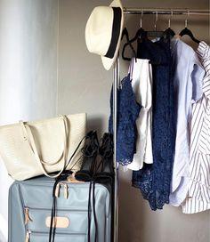 tips on how to wear navy this summer Atlanta Market, Navy Lace, Wardrobe Rack, Short Trip, Stylish, Slate, Tips, Summer, How To Wear