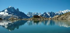 Chamonix - the Paris of the Alps and home to some of the most extreme skiing, biking and ultrarunning in the world!
