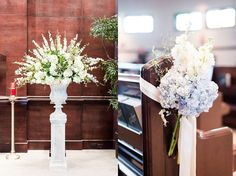 Gorgeous florals by Hothouse Design Studio for Christina and Kevins on
