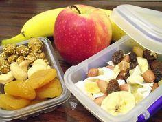 40 collations qui satisferont votre envie avec seulement 100 calories ou moins !