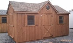 The Amish Structures - Storage Sheds