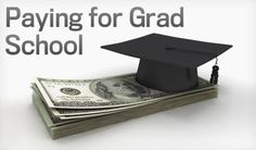 5 strategies to pay for Grad School