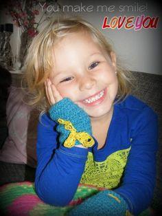 mygirl.jpg #haken #crochet #warme handjes #zelfmaken #crafts