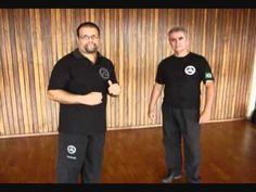 Self defense Kombato High Kick defense