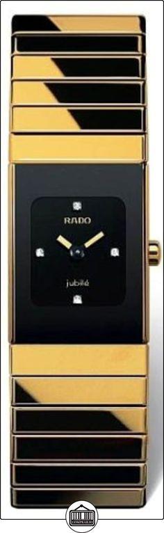 Rado R21895742 - Reloj , correa de cerámica color dorado  ✿ Relojes para mujer - (Lujo) ✿