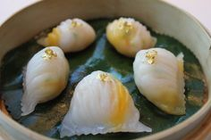 Michelin Starred Dim Sum at Tin Lung Heen, Ritz Carlton Hong Kong