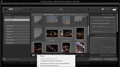 [616] Crear actualizar un ajuste preestablecido de metadatos en Lightroom