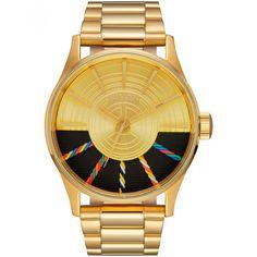 Nixon Reloj Nixon Sentry C-3PO - El Palacio de Hierro