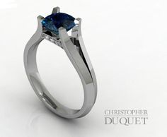 Created by Christopher Duquet Fine Jewelry Design