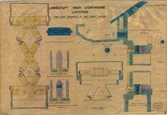 Lighthouse prints | Trinity House, Lowestoft